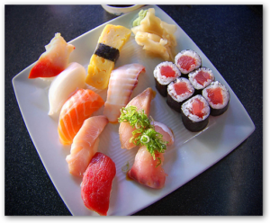 sushi ristornte giapponese