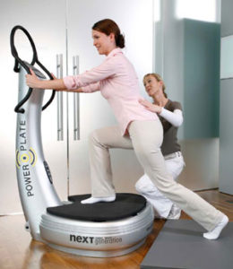 pedane vibranti power plate